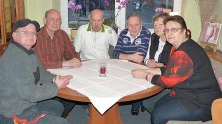 Vorstand des OV Aschersleben/Stassfurt