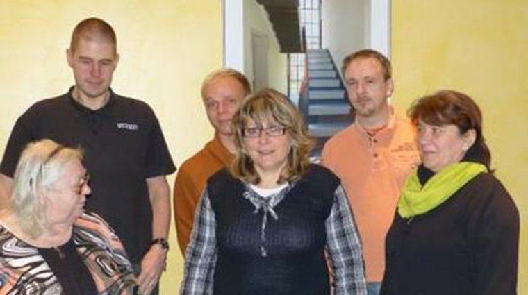 Vorstand des OV Dessau