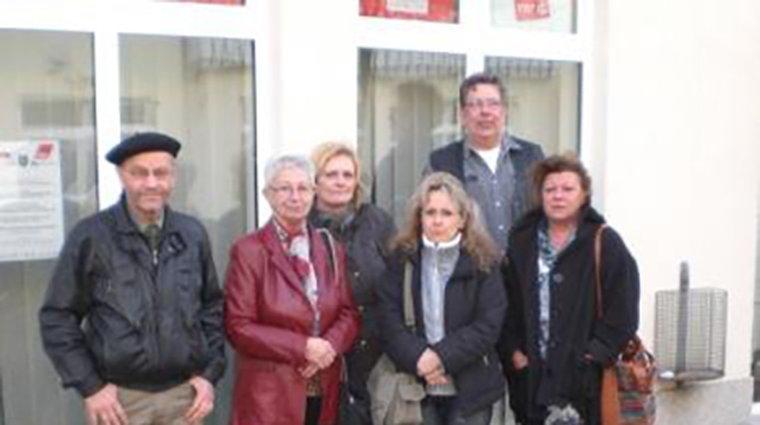 Vorstand des OV Sangerhausen