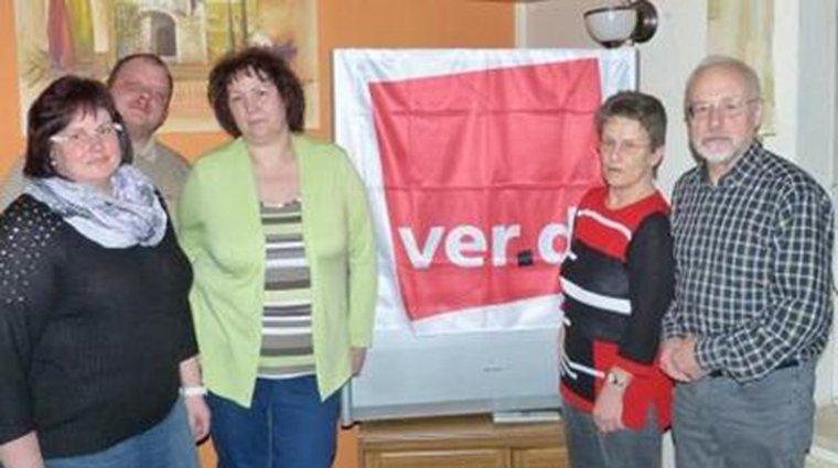 Vorstand des OV Bernburg