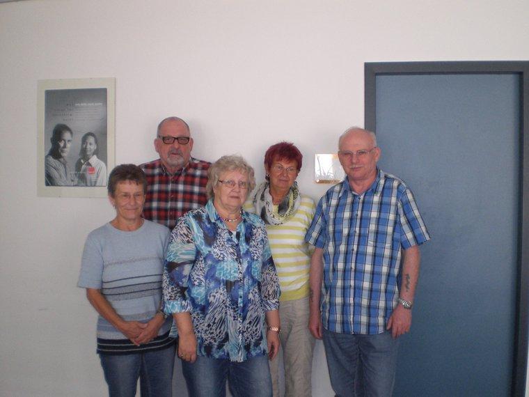 Seniorenausschuss Bezirk Sachsen-Anhalt Süd